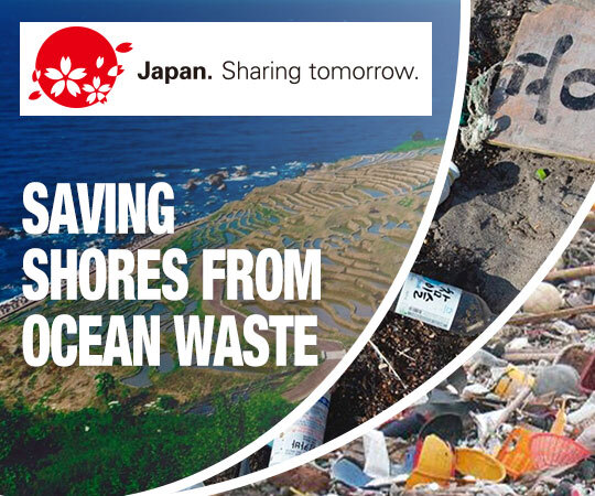 Pursuit of Clean Oceans Driven by Locals in Ishikawa