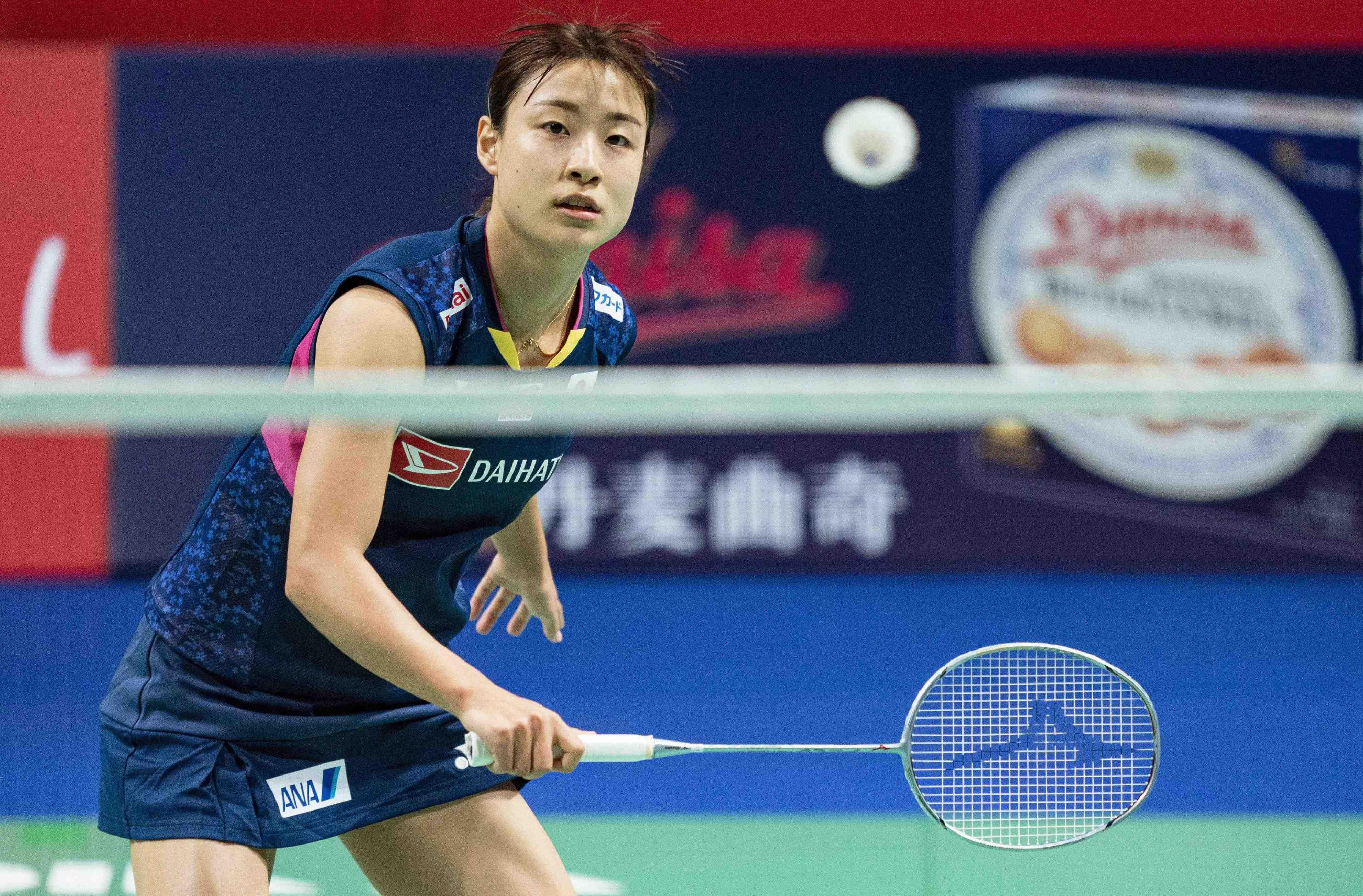 Badminton Nozomi Okuhara was the winner of the Denmark Open 004