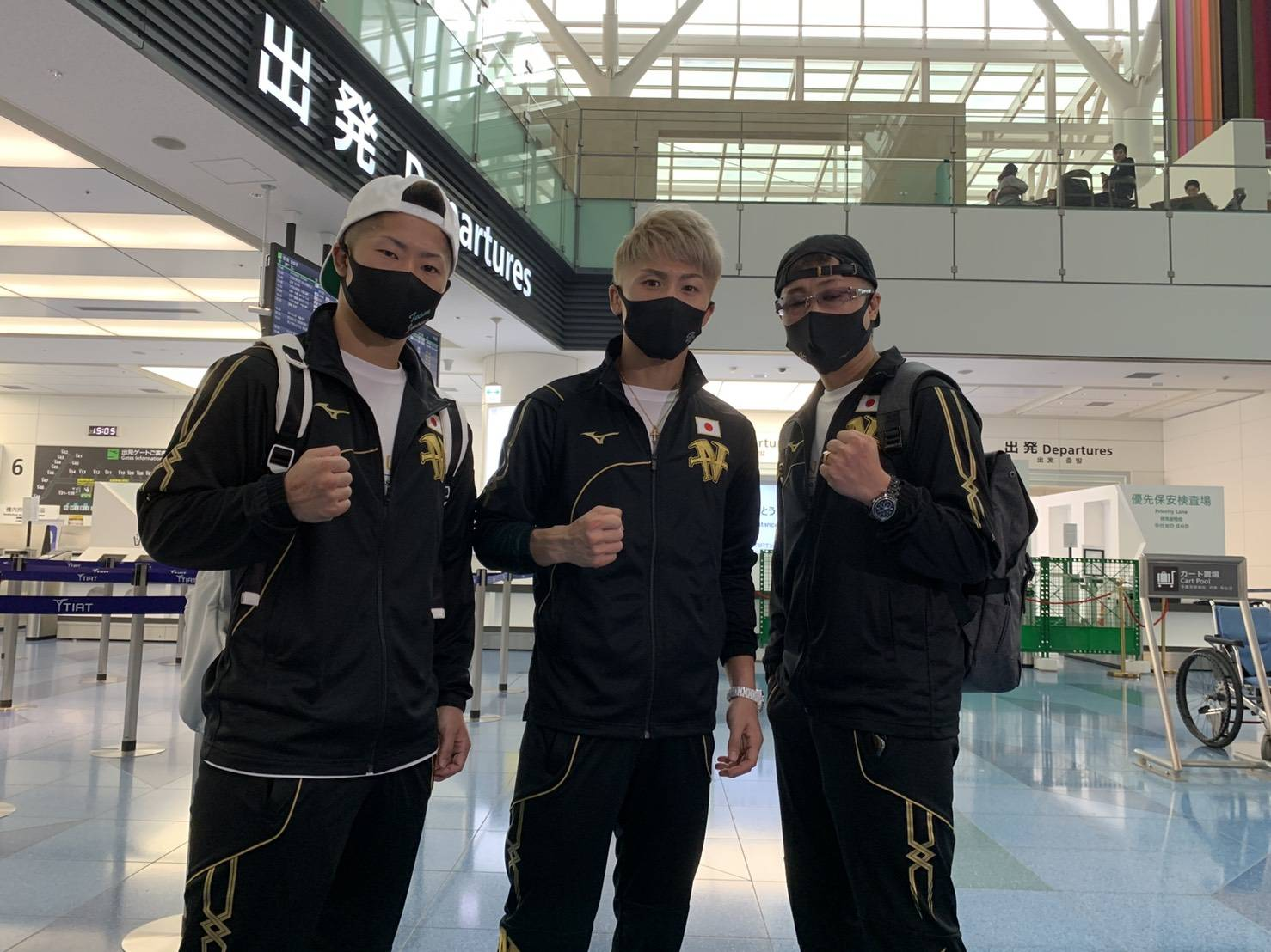 Boxing Naoya Inoue at Las Vegas 002