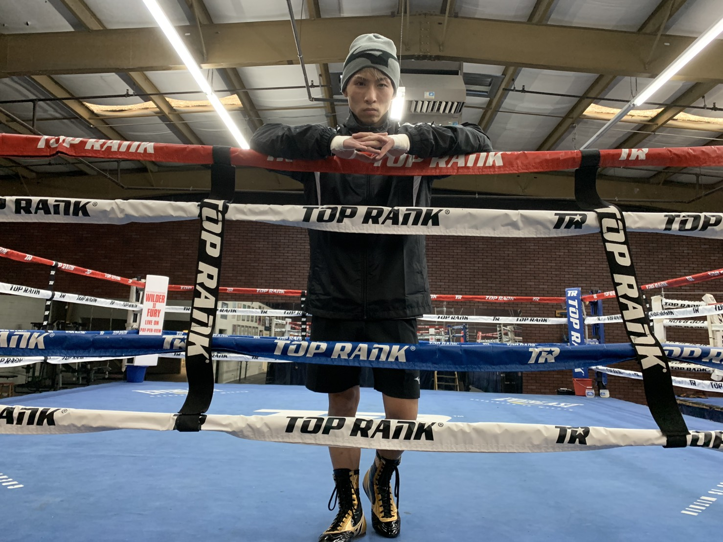 Boxing Naoya Inoue at Las Vegas 004