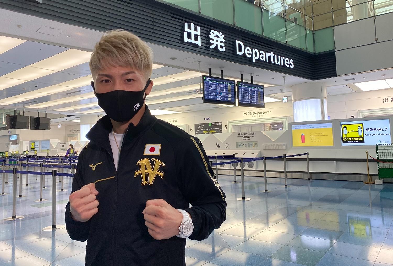 Boxing Naoya Inoue at Las Vegas 007