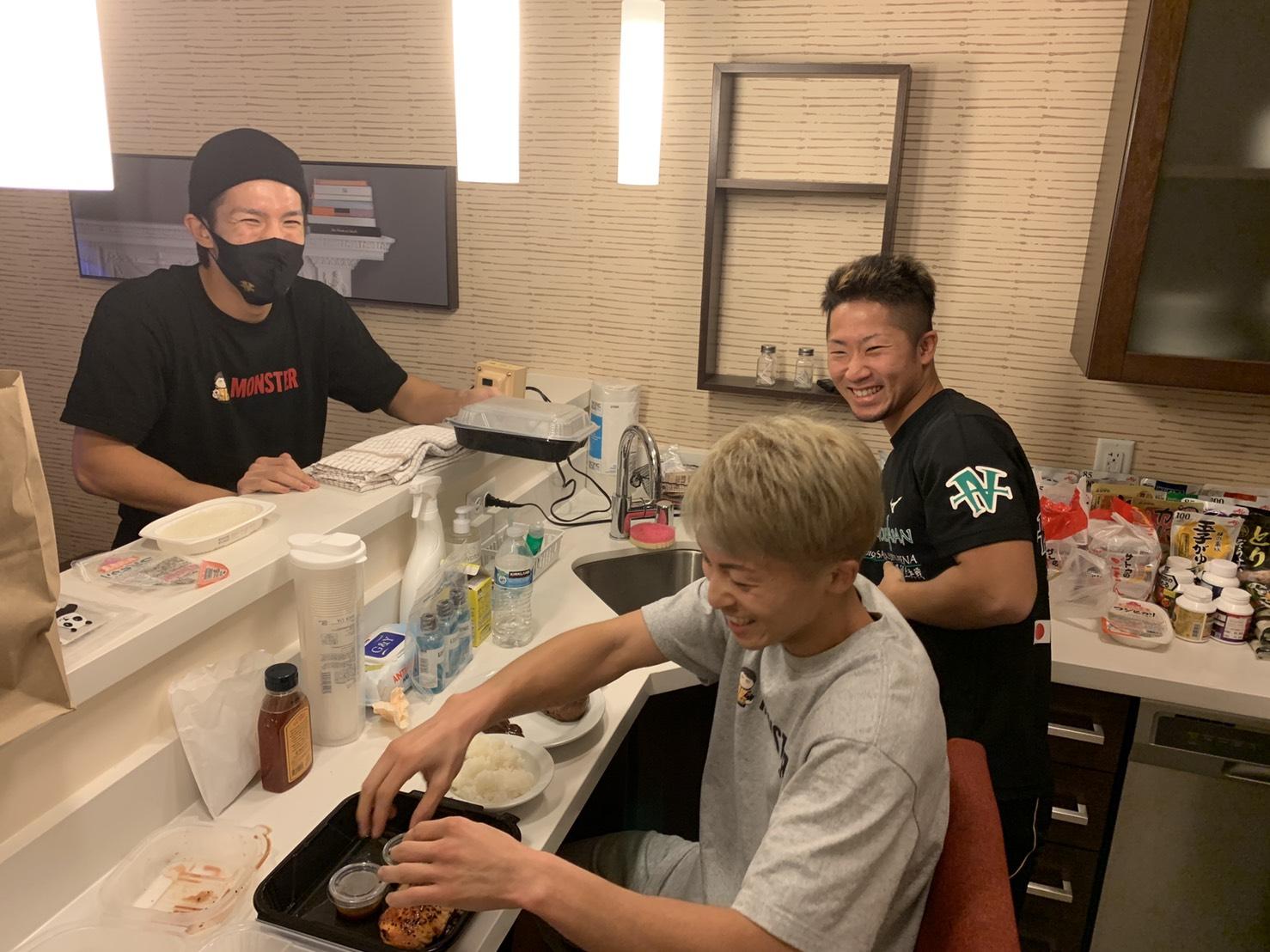 Boxing Naoya Inoue at Las Vegas 010