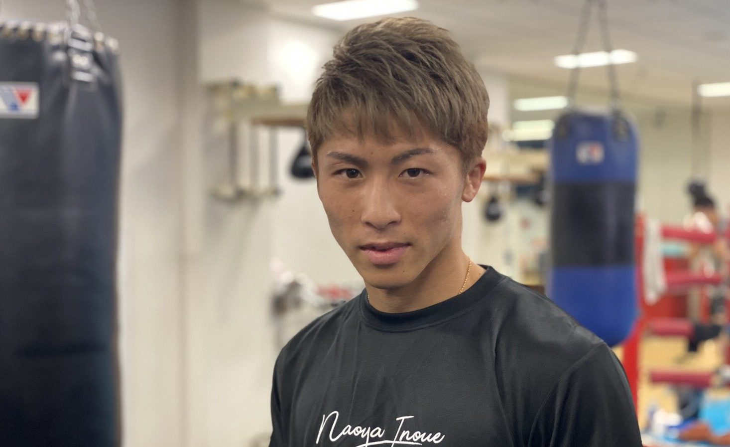 Boxing Naoya Inoue at Las Vegas 011