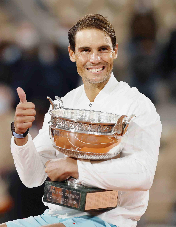 French Open tennis Rafael Nadal 011