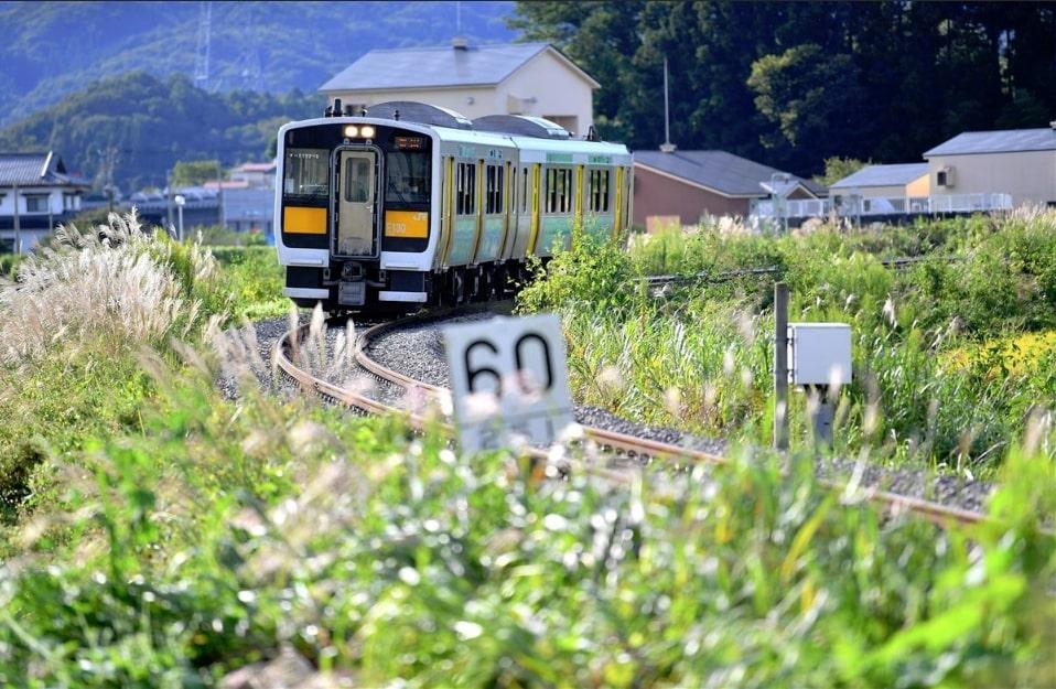Fukushima Suigun Line8