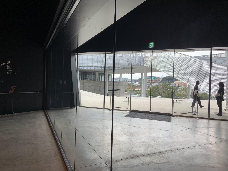 Interior_Entrance_of_Kadokawa_Culture_Museum