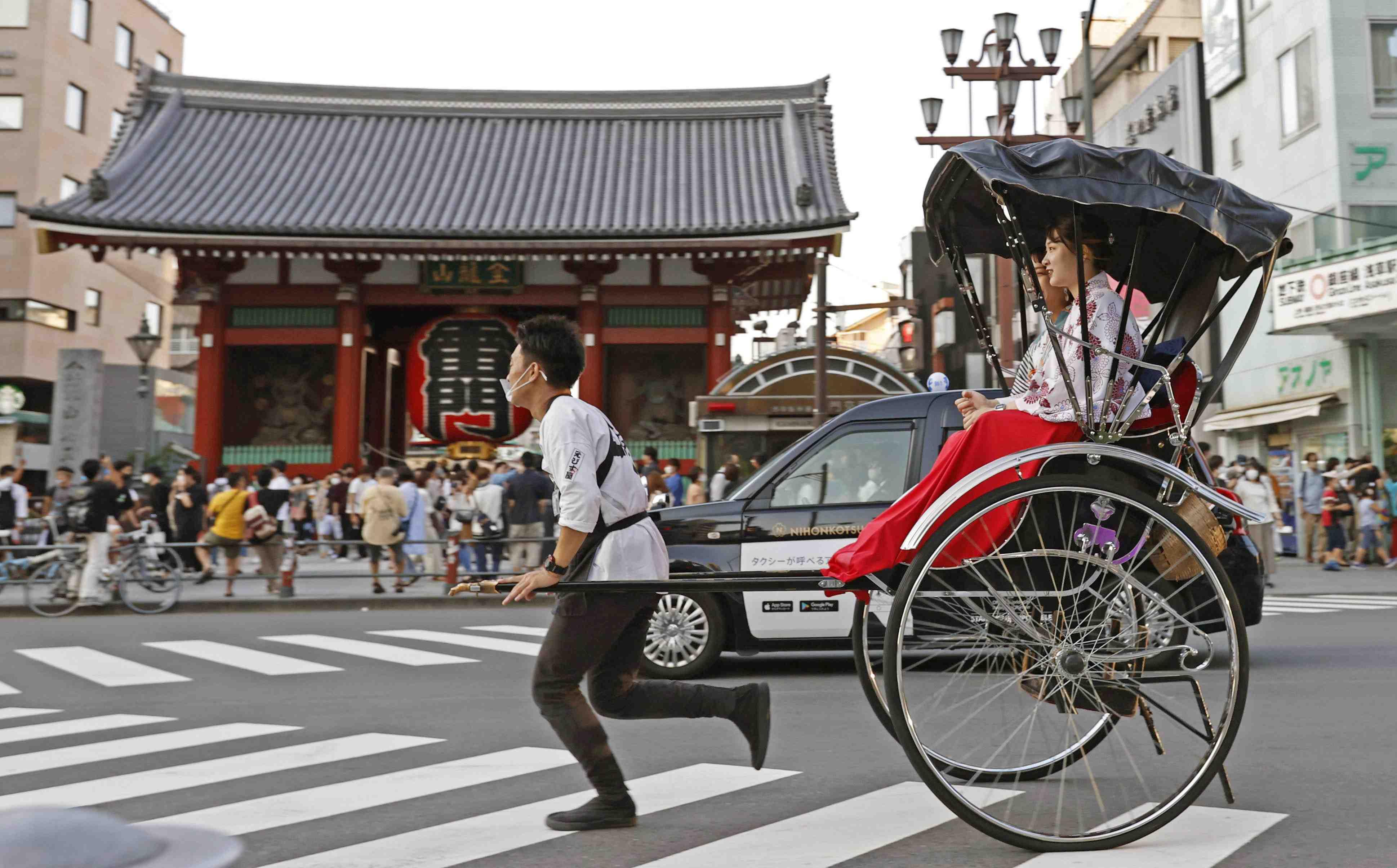 Japan Tourism Asakusa Kaminarimon Go To Travel 008