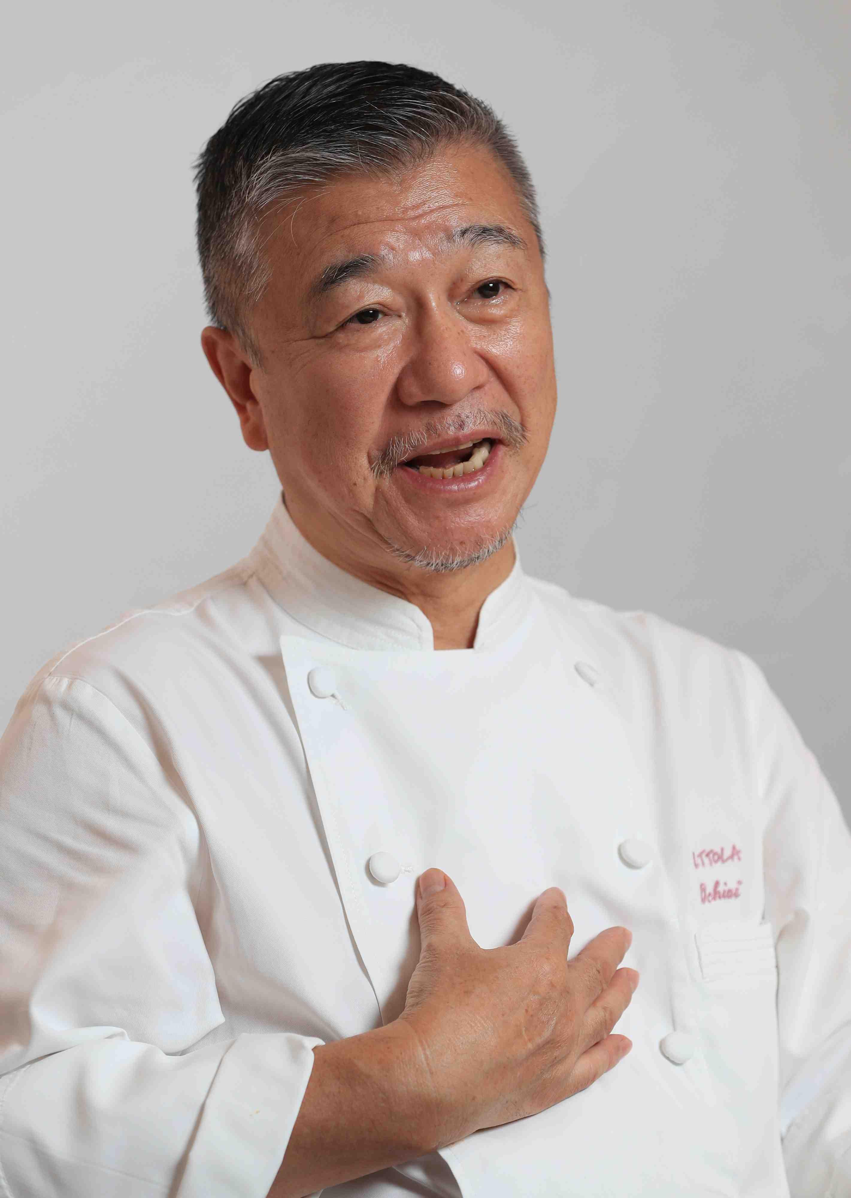 Japan chef Tsutomu Ochiai