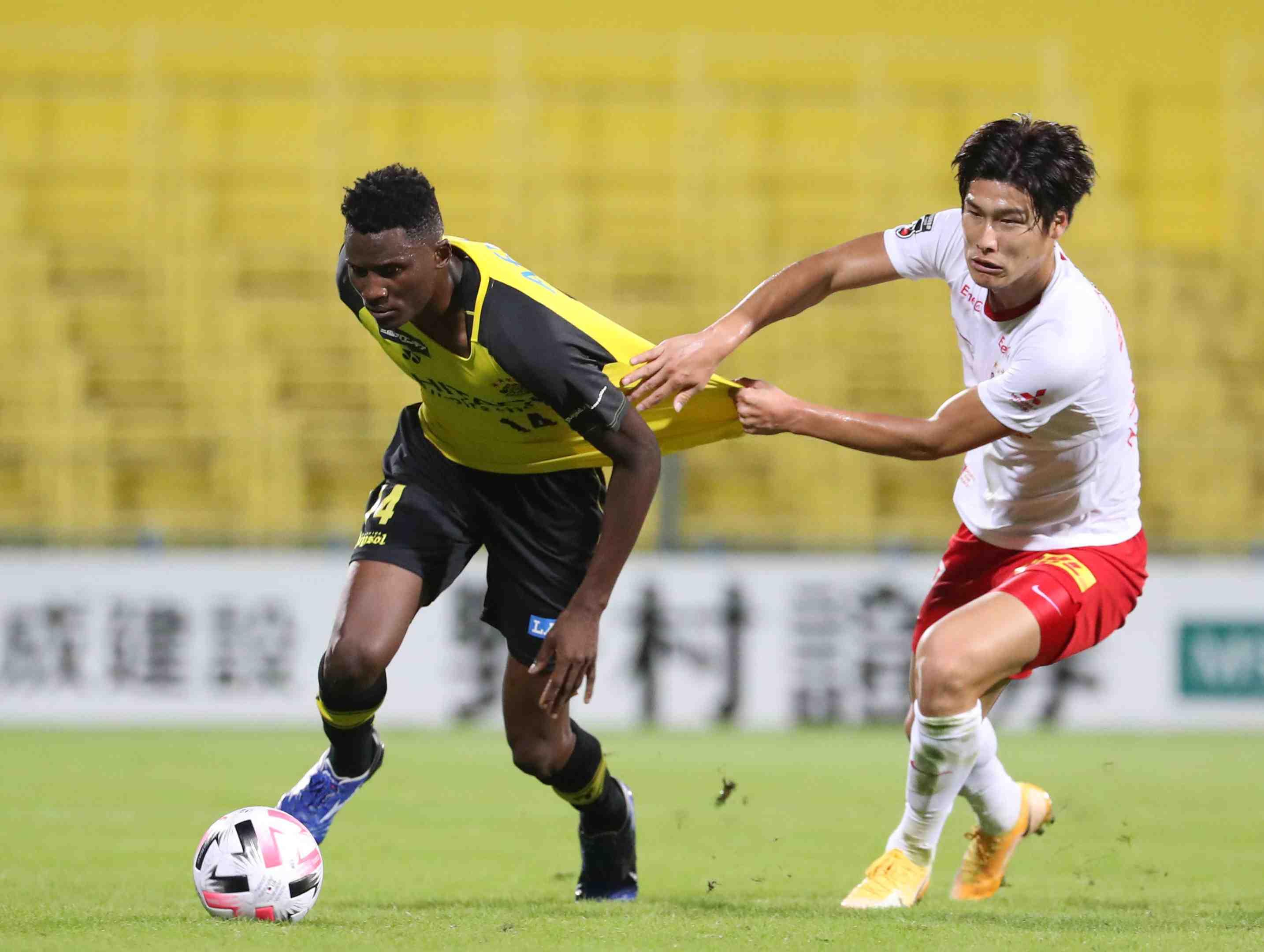 Kahiwa Reysol's Michael Olunga