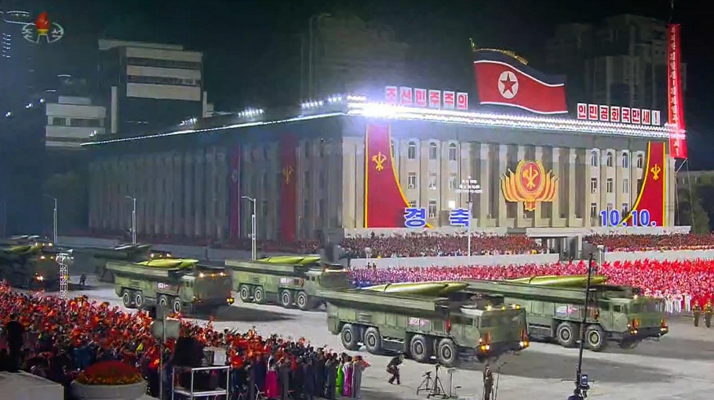 North Korea Military Parade Kim Jong Un 017