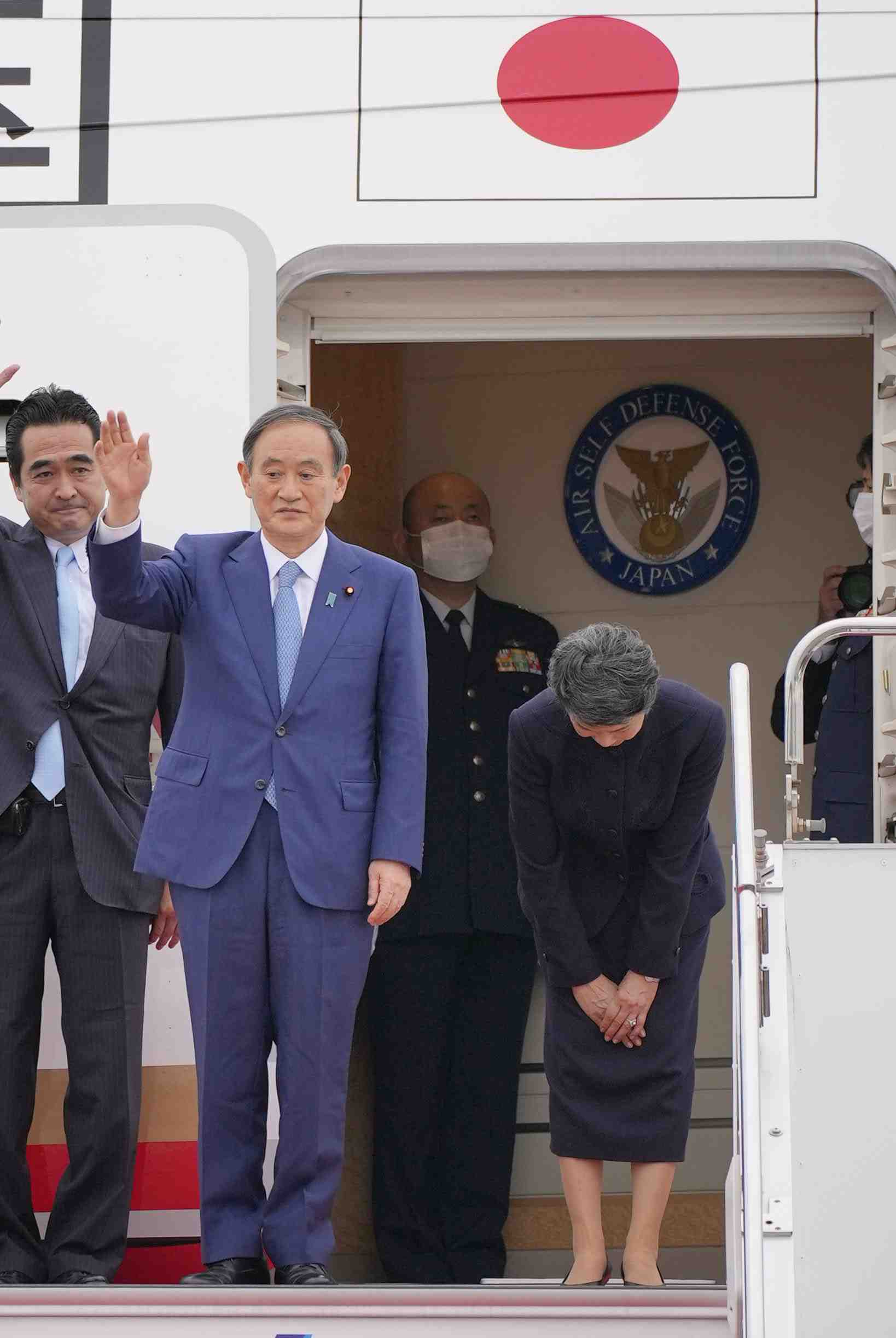 Prime Minister Yoshihide Suga's Trip to South East Asia 002