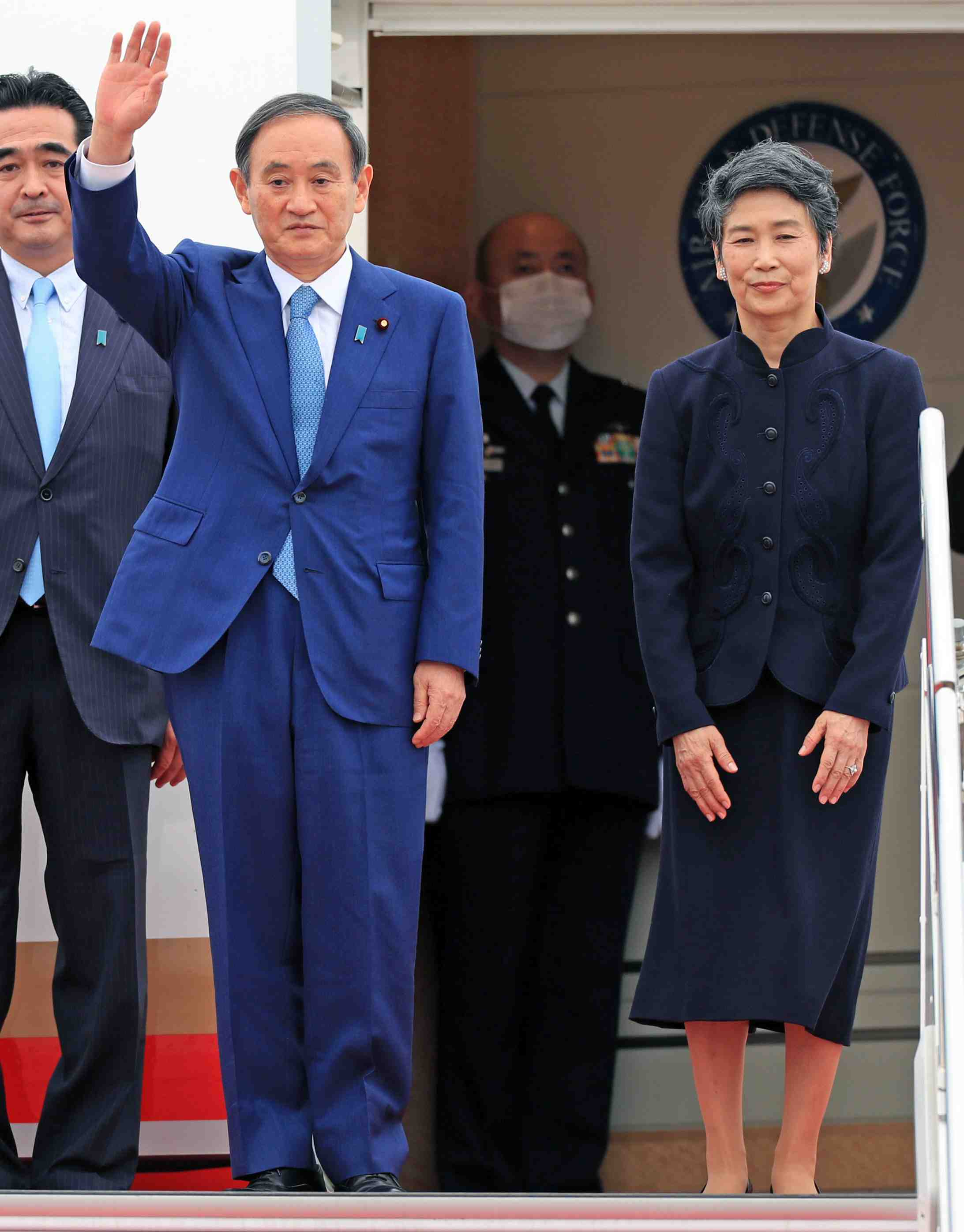 Prime Minister Yoshihide Suga's Trip to South East Asia 008