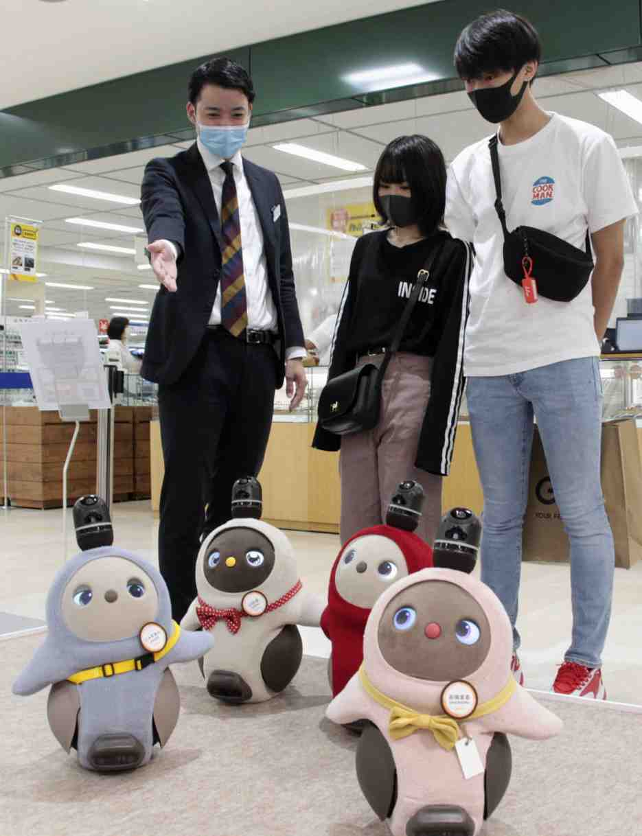 Robot in Japan 008