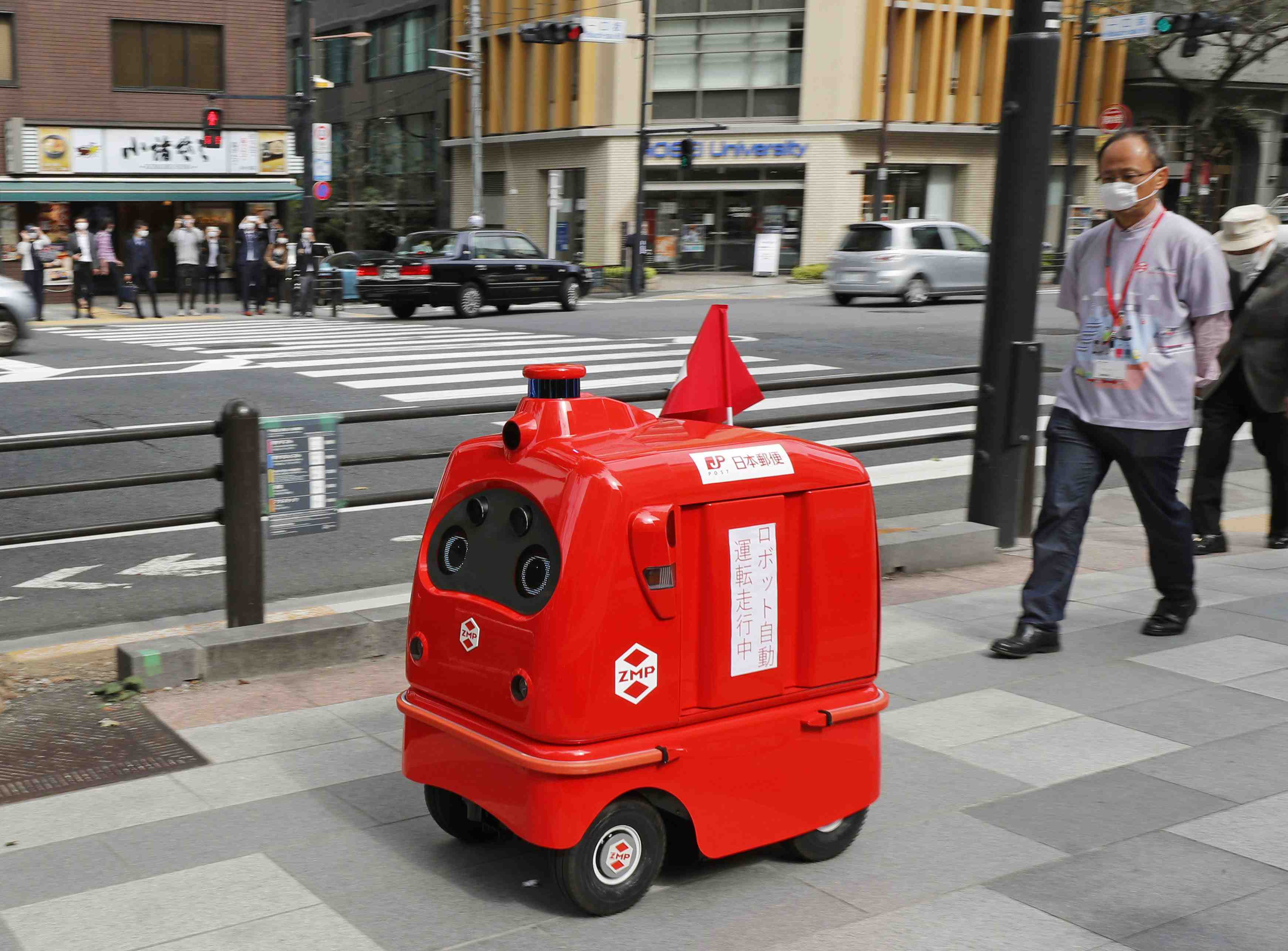 Robot in Japan 010