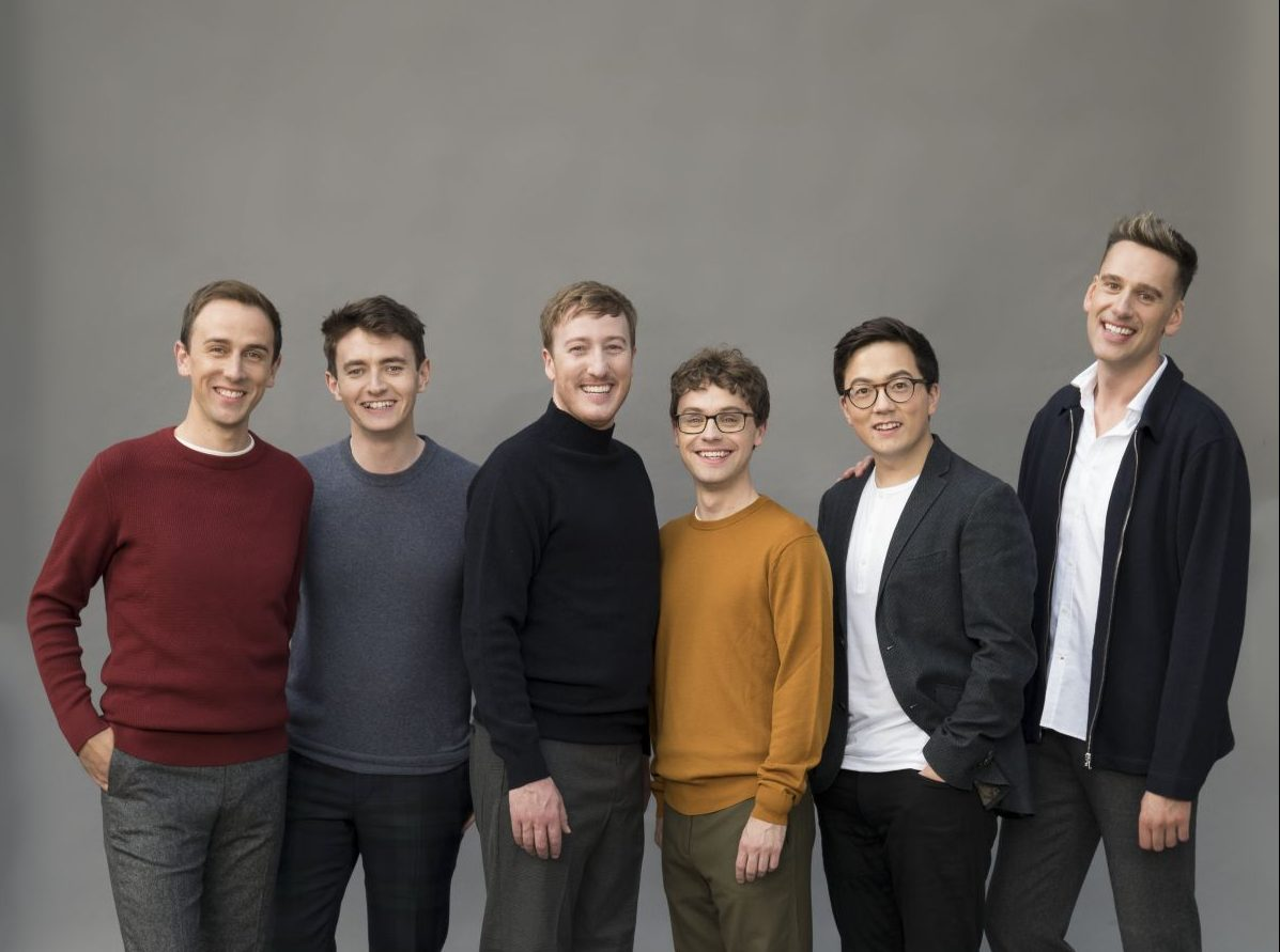 The King's Singers Online Concert Finding Harmony 'Heiwa' 008