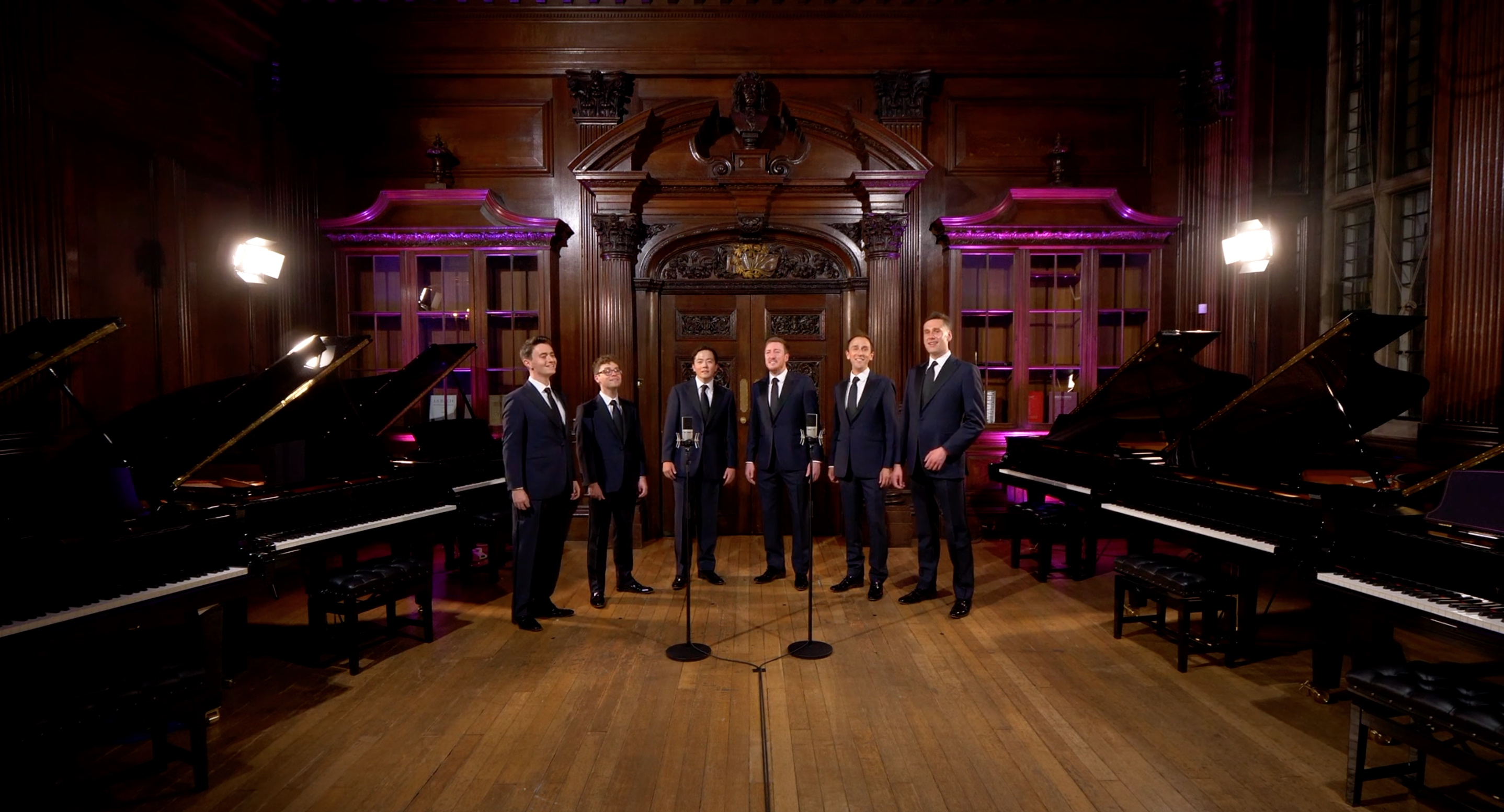 The King's Singers Online Concert Finding Harmony 'Heiwa' 011
