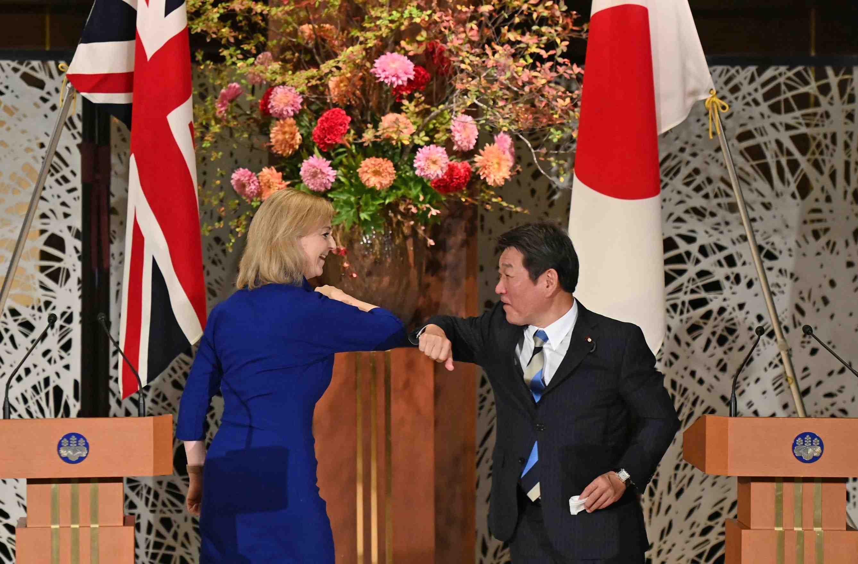 U.K.-Japan EPA Trade
