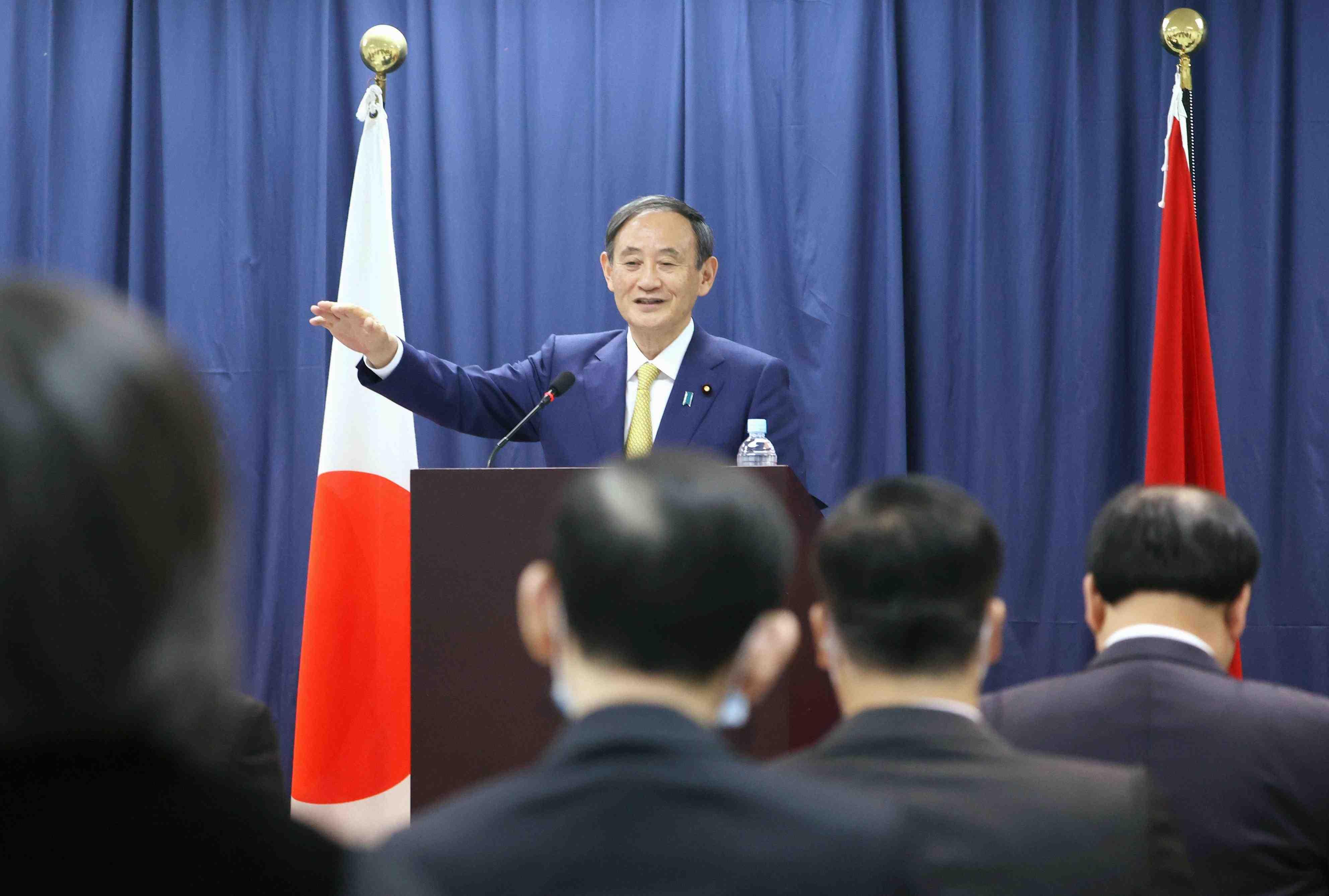 Vietnam Indonesia Japan PM Suga's visit 025