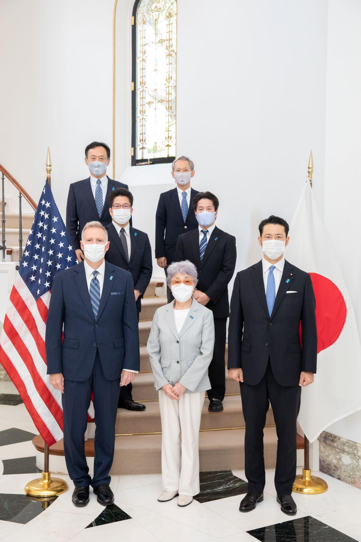 Abductions Yokota Iizuka US Embassy 2