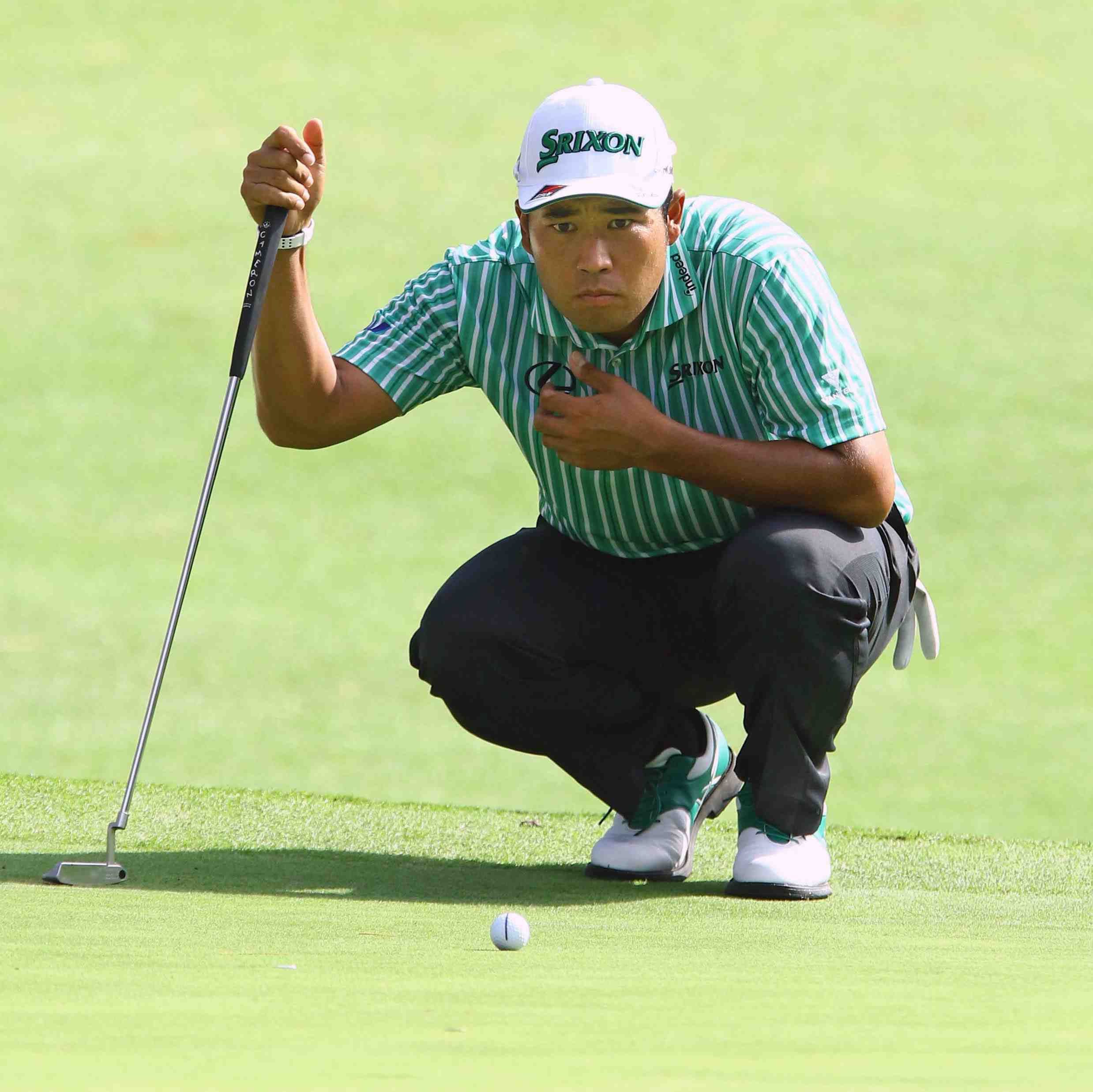Golf Matsuyama in second place at Houston Open 013