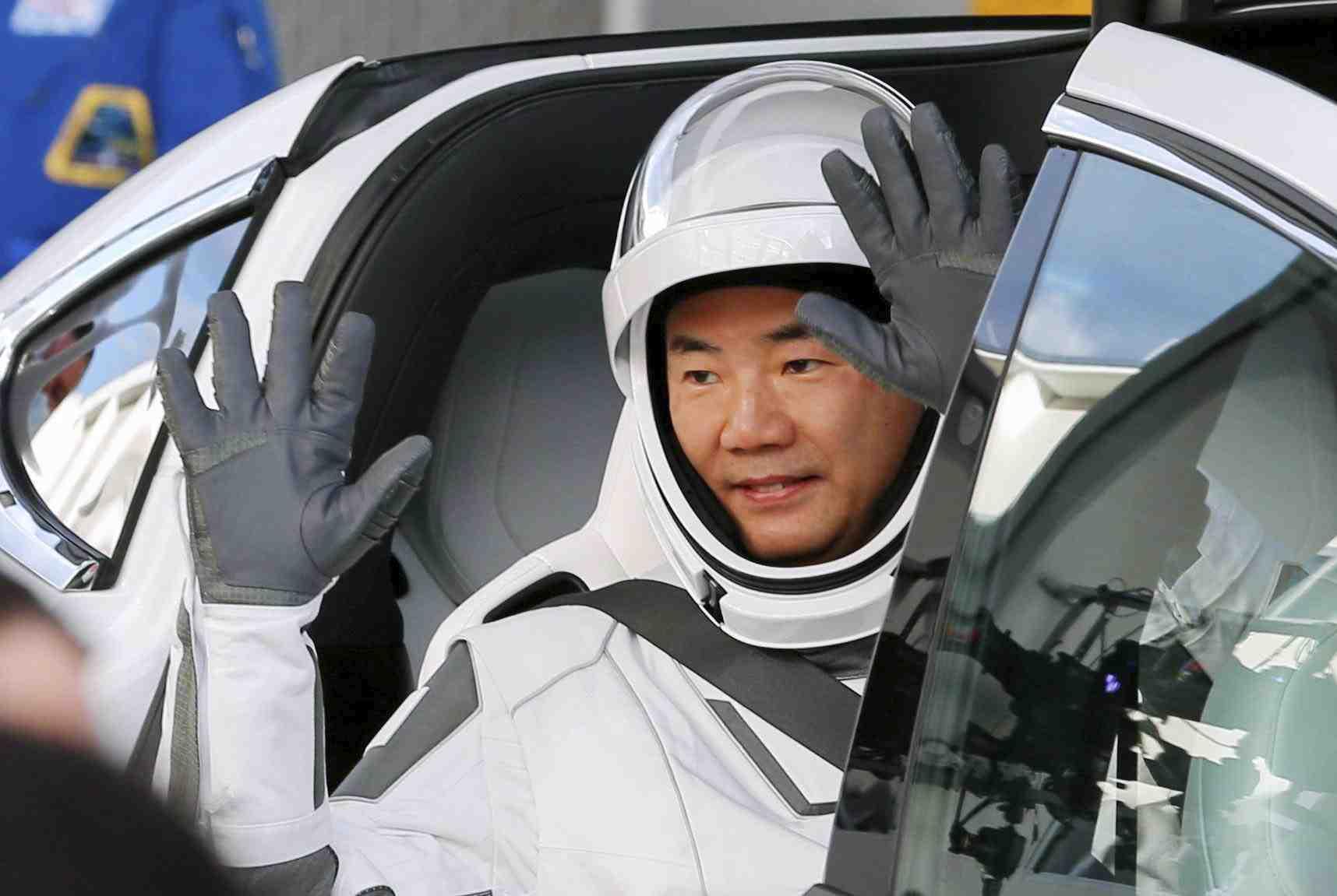 Japan Space Soichi Noguchi 003