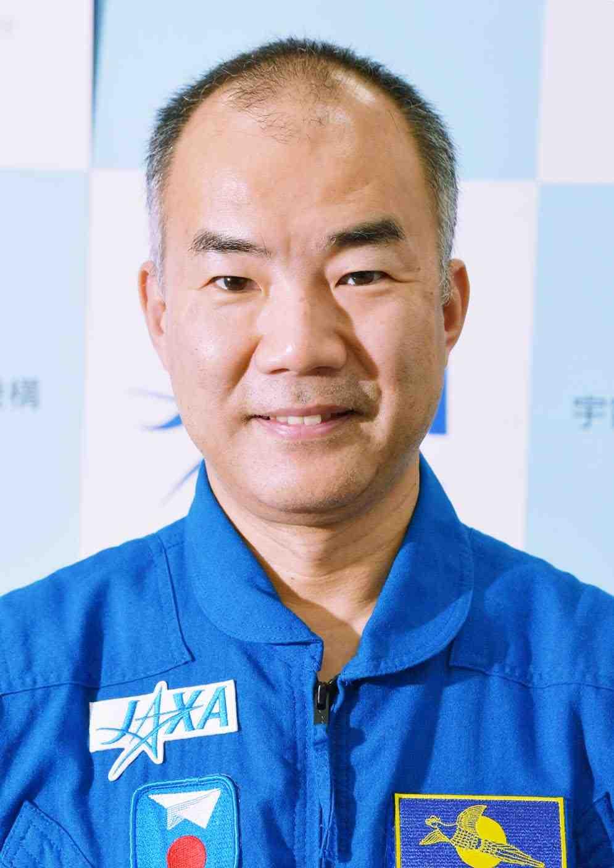 JAXA Astronaut Soichi Noguchi
