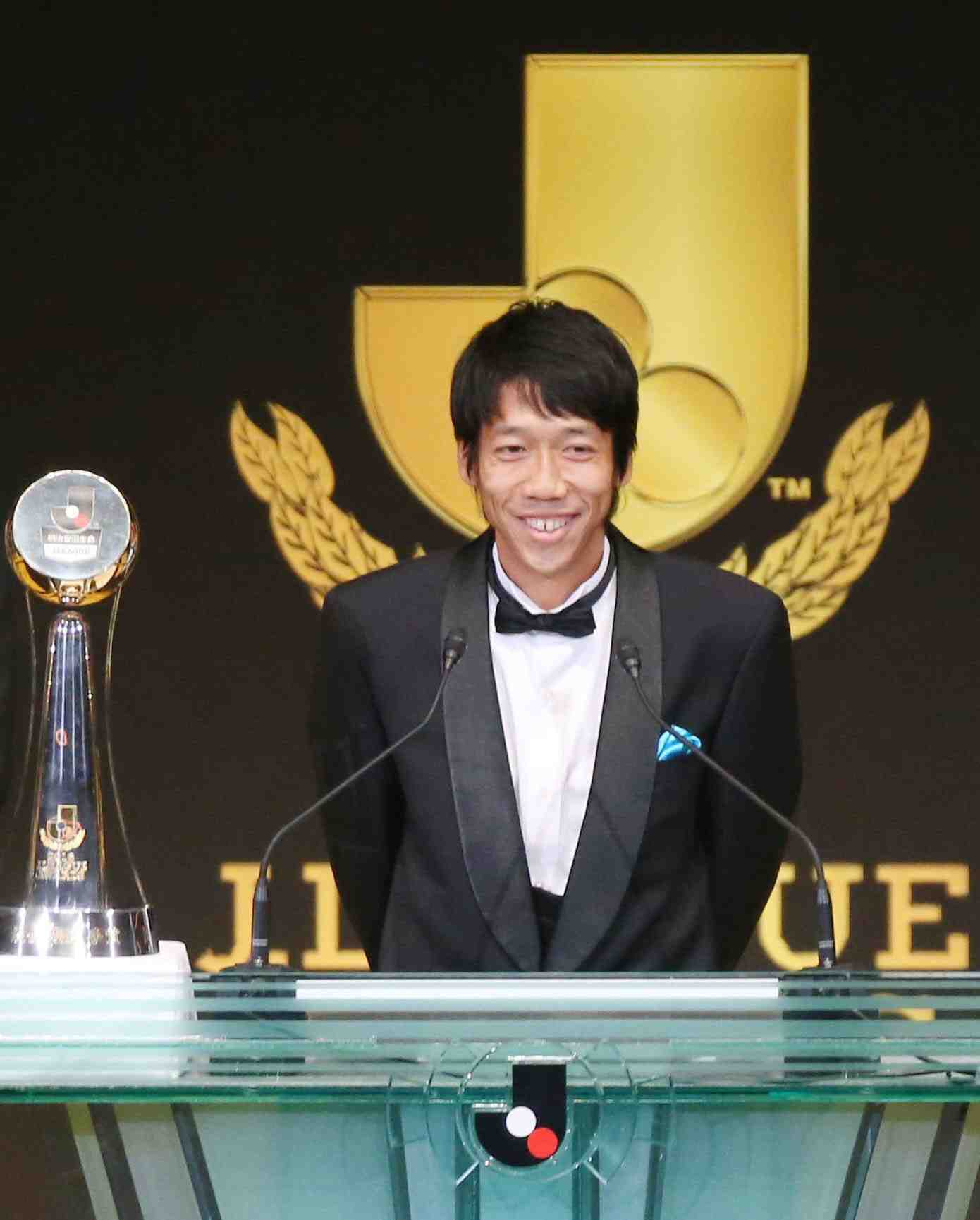 Soccer Kawasaki Frontale player Kengo Nakamura 009