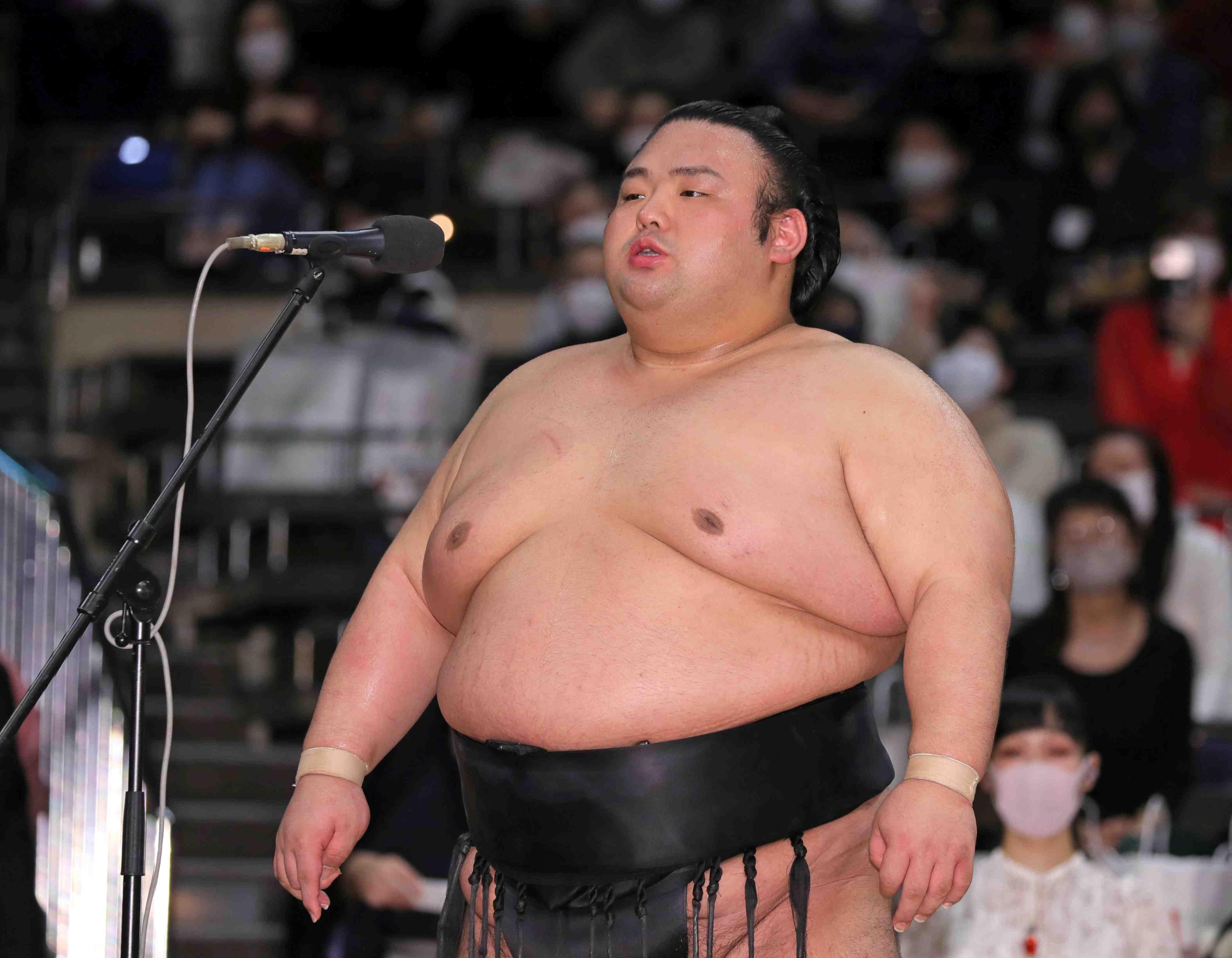 Sumo Takakeisho