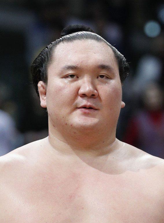 Sumo Yokozuna Hakuho 004