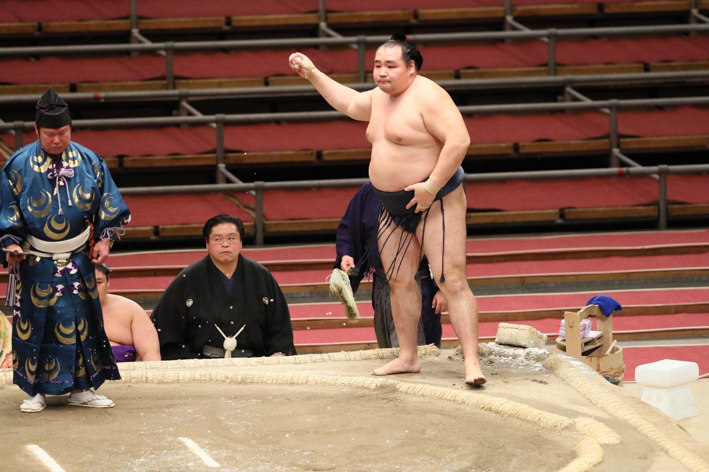 Sumo Yokozuna Kakuryu