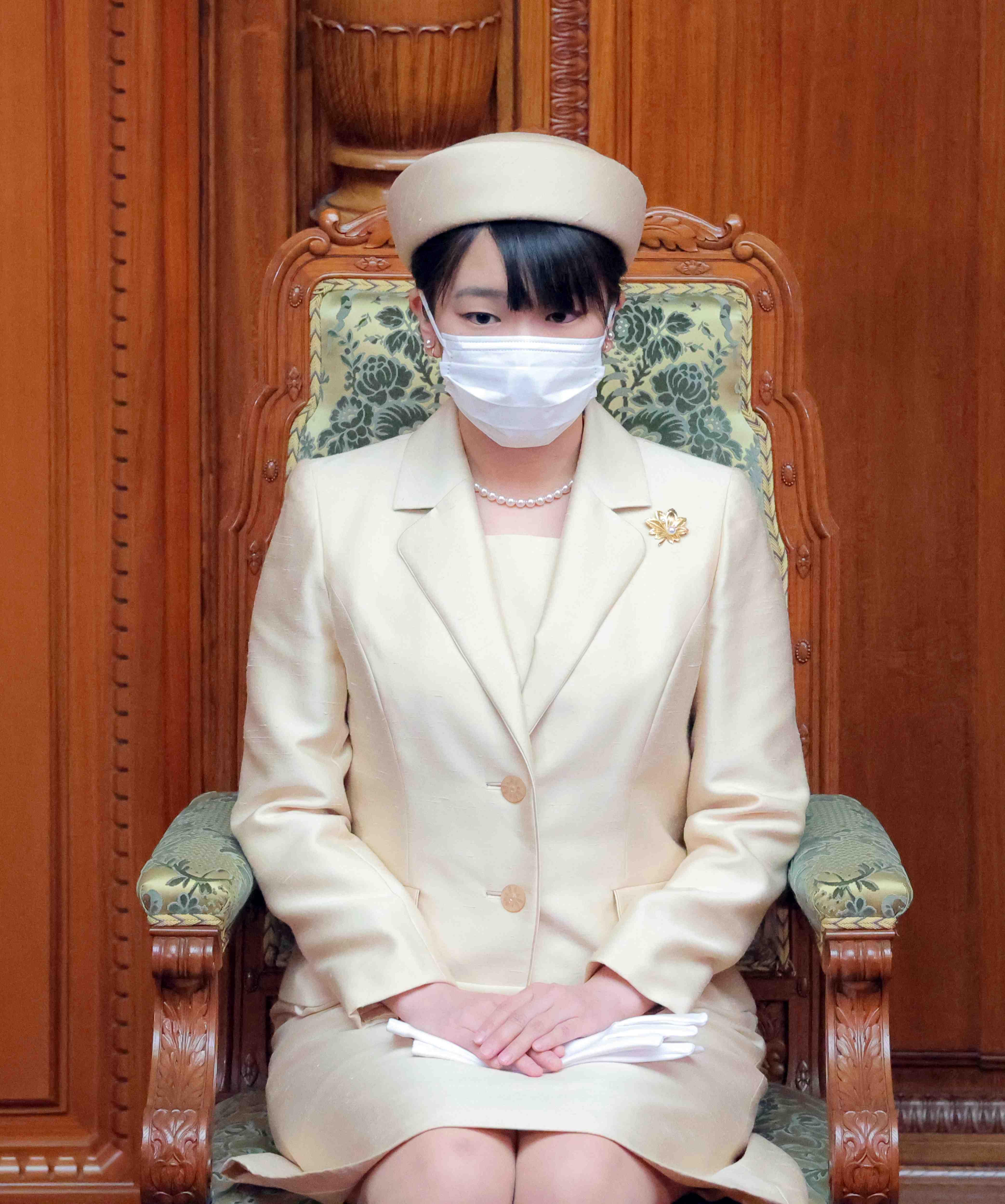 Crown Prince Akishino and Princess Mako