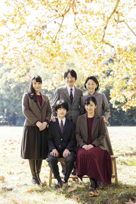Crown Prince Akishino and Princess Mako 026