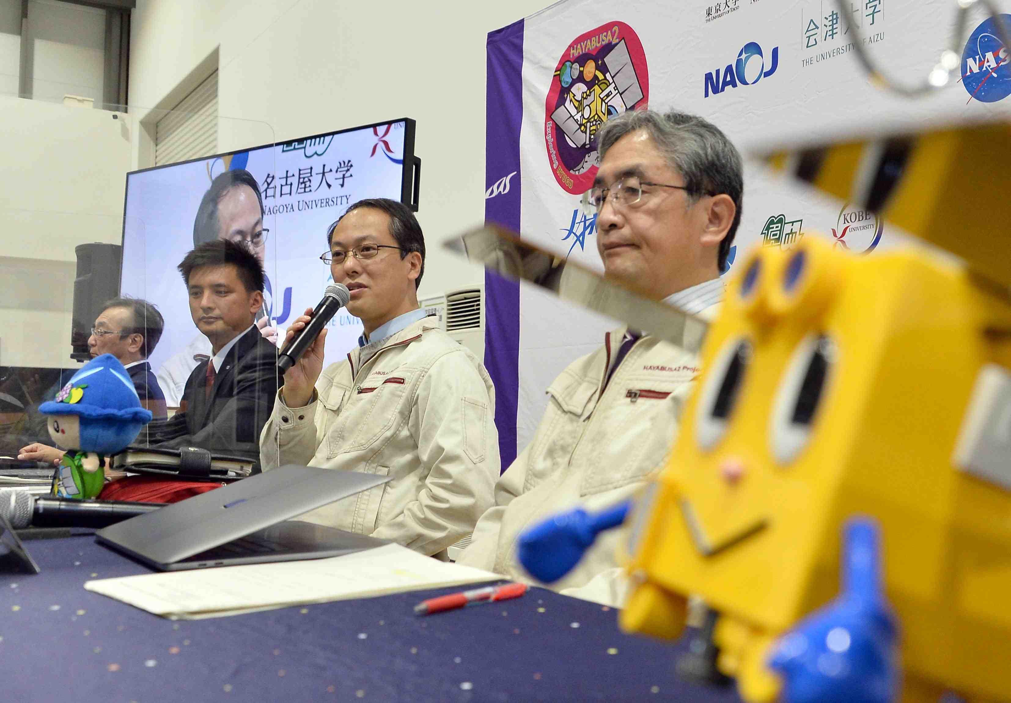 Japan Space Hayabusa2 JAXA 017