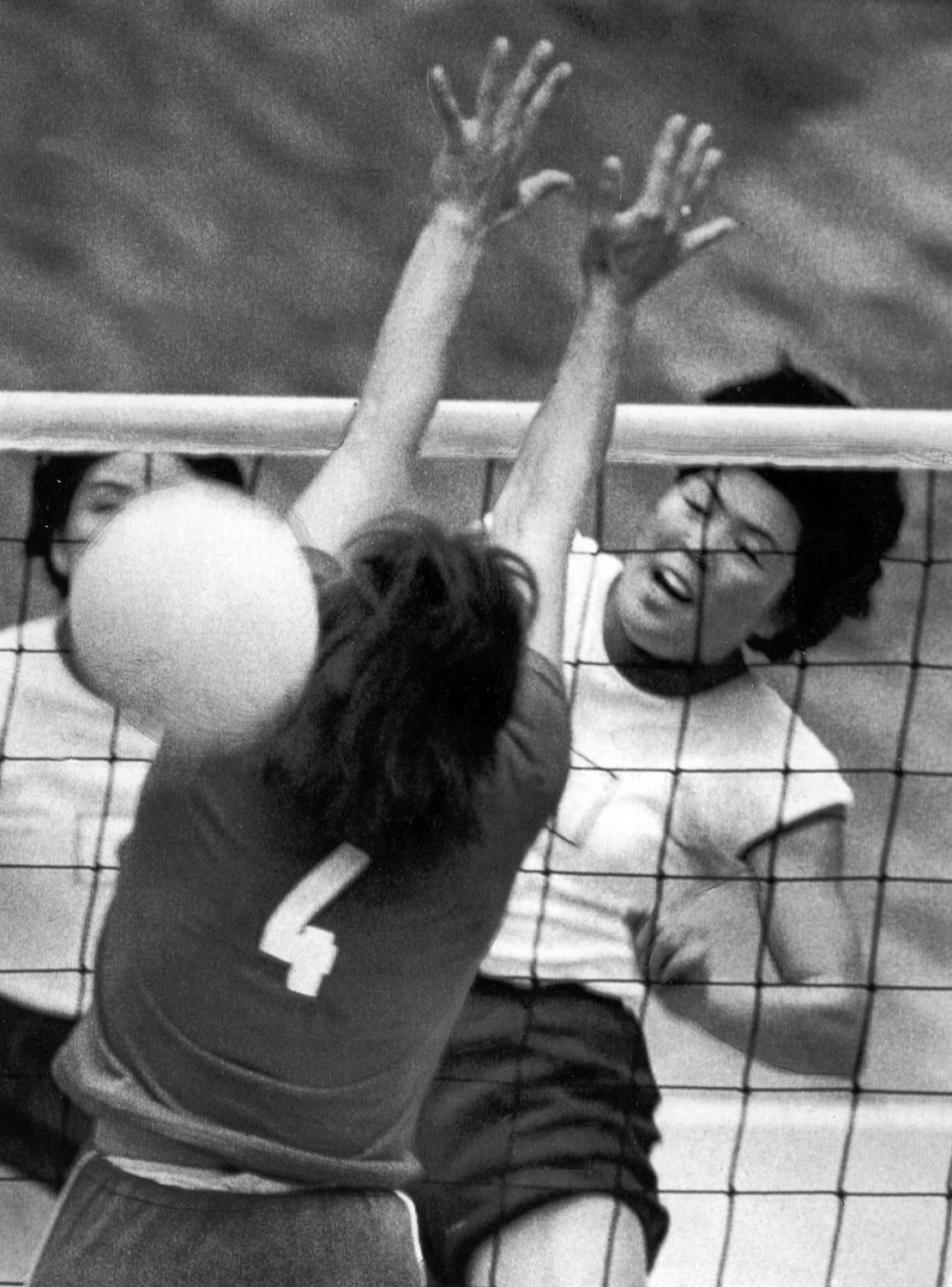 Volleyball – Attacker Kinuko Idogawa, a key player on Japan's 1964 Olympic gold medal-winning team has died 002
