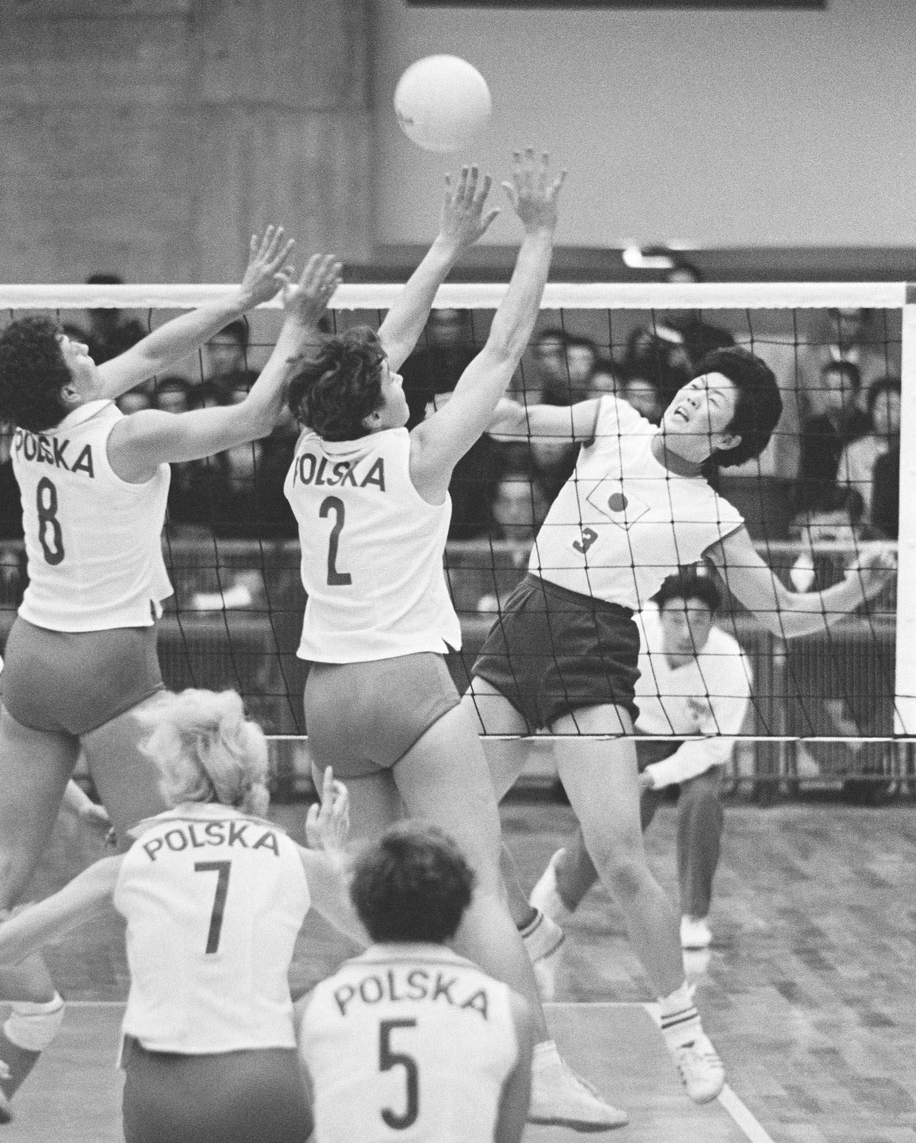 Volleyball – Attacker Kinuko Idogawa, a key player on Japan's 1964 Olympic gold medal-winning team has died 003