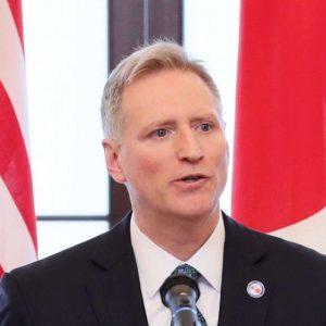 U.S. Chargé d'Affaires Joseph M. Young