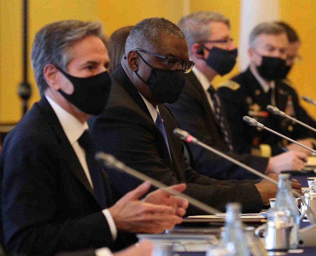 US Sanctions 24 China and Hong Kong Officials Ahead of Talks