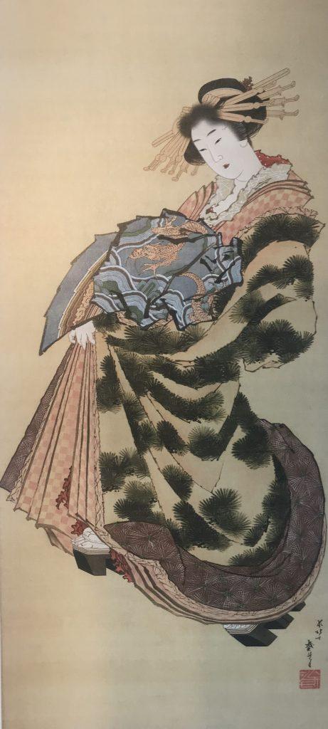 Hokusai Beauty