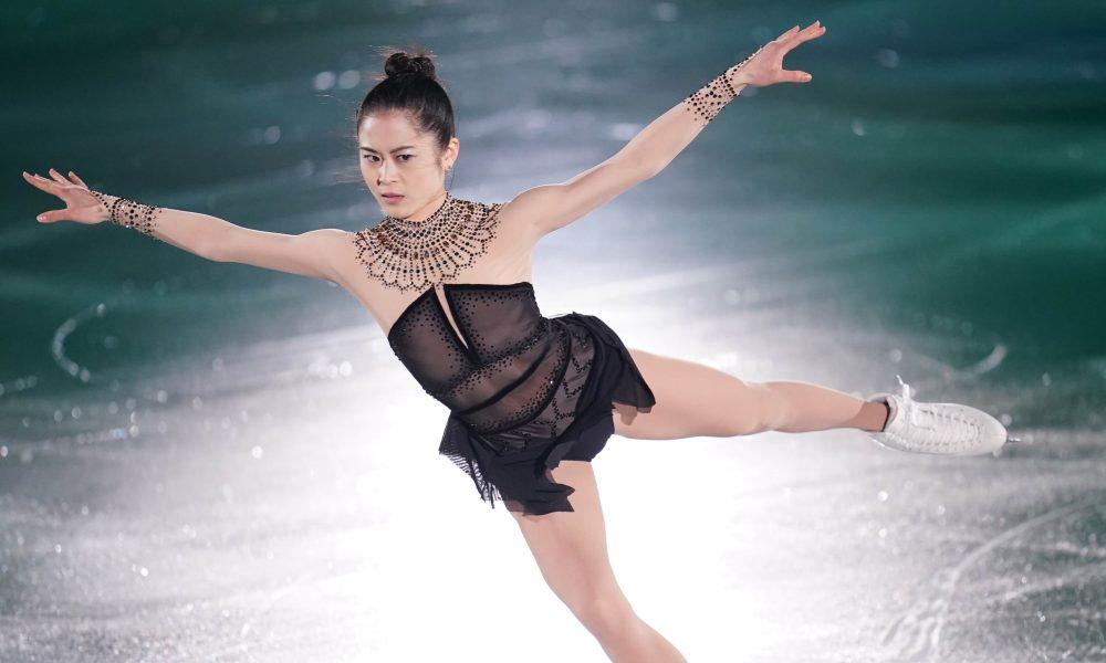 Photo of [ICE TIME] 宮原聡子、平昌五輪に反映して、北京を控えて